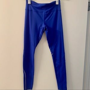 Forever21 Activewear Royal Blue Small Leggings